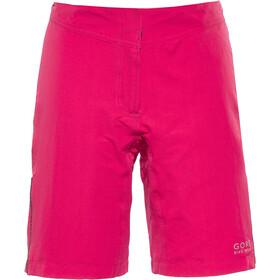GORE BIKE WEAR ELEMENT fietsbroek kort Dames, jazzy pink